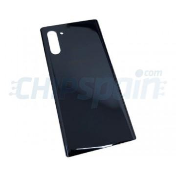 Tapa Trasera Batería Samsung Galaxy Note 10 N970 Negro
