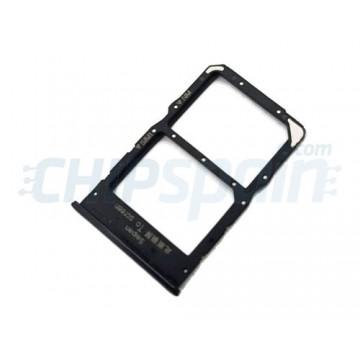 Tabuleiro para cartão SIM e NM Huawei Mate 30 Lite Preto