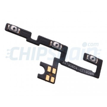 Flex de Ligar e Volume Xiaomi Mi 9T / Mi 9T Pro / Redmi K20 / Redmi K20 Pro