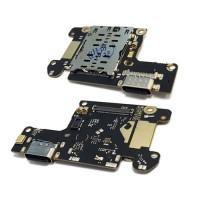 Connector Flex Carregamento e Microfone Xiaomi Mi 9T / Mi 9T Pro
