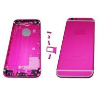 Rear Casing Complete iPhone 6 Magenta
