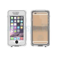 Waterproof Protective Case iPhone 6 and 6S - White