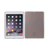 Capa iPad Air Silicone Preto Transparente