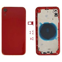 Carcasa Completa iPhone XR A2105 Rojo