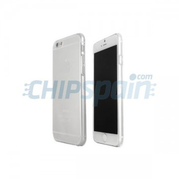 Capa iPhone 6 iPhone 6S Silicone ultra fino Transparente