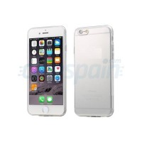 Cover iPhone 7 Ultra-fine silicone Transparent Haweel