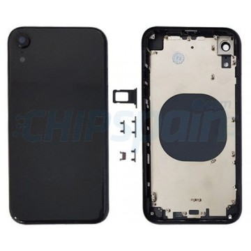 Rear Casing Complete iPhone XR A2105 Black
