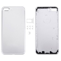 Rear Casing Complete iPhone 7 Plus Silver