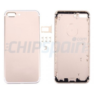Carcasa Trasera Completa iPhone 7 Plus Oro