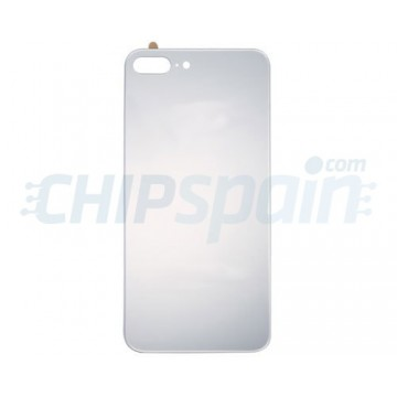 iPhone 8 Plus Battery Back Cover Silver