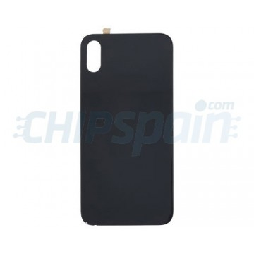 iPhone X Battery Back Cover Black