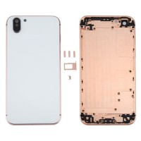 Metal Housing from iPhone 6S Effect iPhone X Gold