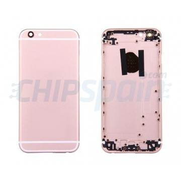 Rear Casing Complete iPhone 6S Rose Gold