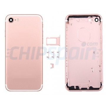 Rear casing Complete iPhone 7 Rose Gold