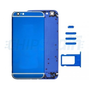 Rear Casing Complete iPhone 6S Blue