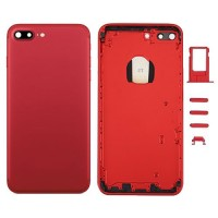 Rear Casing Complete iPhone 7 Plus Red