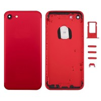 Tampa Traseira Completa iPhone 7 Vermelho