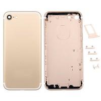 Carcasa Trasera Completa iPhone 7 Oro