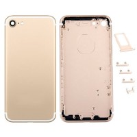Rear Casing Complete iPhone 7 Gold