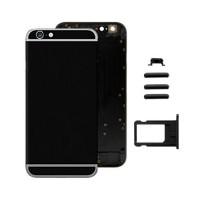 Carcasa Trasera Completa iPhone 6 Negro