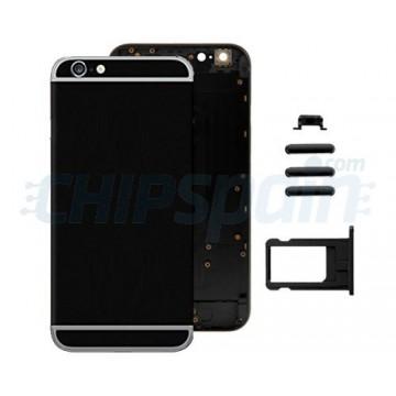 Tampa Traseira Completa iPhone 6 Preto