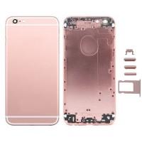 Tampa Traseira Completa iPhone 6 Ouro Rosa