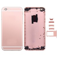Rear Casing Complete iPhone 6S Plus Rose Gold