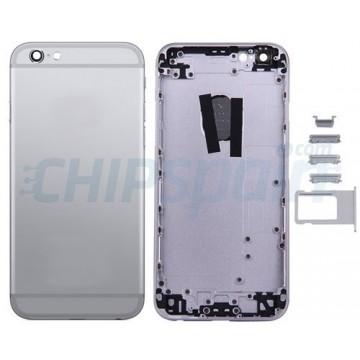 Tampa Traseira Completa iPhone 6S Espaço Cinza