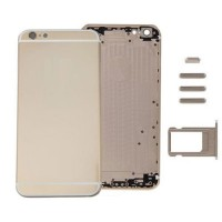 Rear Casing Complete iPhone 6S Plus Gold