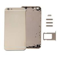 Tampa Traseira Completa iPhone 6S Plus Ouro