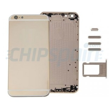 Carcasa Trasera Completa iPhone 6S Plus Oro