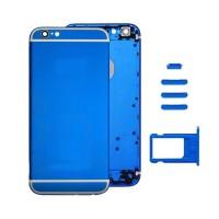 Carcasa Trasera Completa iPhone 6 Azul
