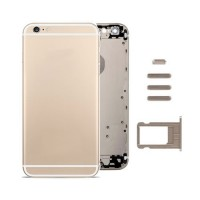 Carcasa Trasera Completa iPhone 6 Plus Oro