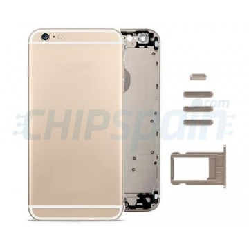 Rear casing Complete iPhone 6 Plus -Gold