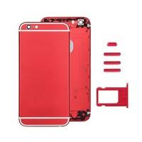 Carcasa Trasera Completa iPhone 6 - Rojo
