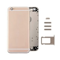 Rear casing Complete iPhone 6 -Gold
