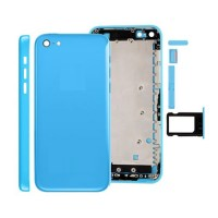 Rear casing Complete iPhone 5C -Blue