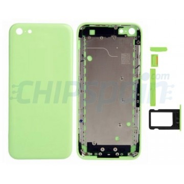 Rear casing Complete iPhone 5C -Green