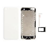 Carcasa Trasera Completa iPhone 5C Blanco