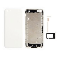 Rear casing Complete iPhone 5C -White