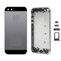 Carcasa Trasera iPhone 5S -Negro
