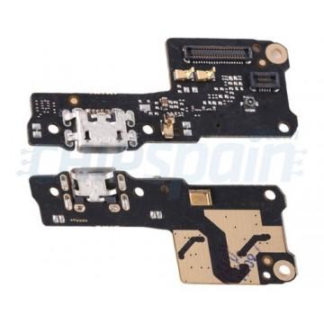 Placa con Conector Carga Micro USB y Micrófono Xiaomi Redmi 7A