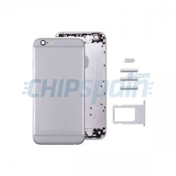 Tampa traseira completa iPhone 6 Plus -Espaço Cinza