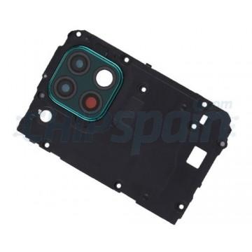 Quadro Central Huawei P40 Lite com Lente Verde