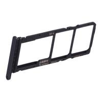 Bandeja Tarjeta SIM y Micro SD Huawei P40 Lite Negro
