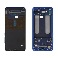 Marco Frontal Pantalla LCD Xiaomi Mi 9 Lite / Xiaomi Mi CC9 Azul