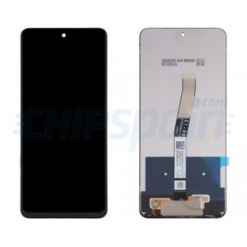 Ecrã Tátil Completo Xiaomi Redmi Note 9 Pro / Xiaomi Redmi Note 9S Preto