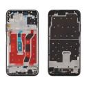 Quadro Central Intermediário Huawei P40 Lite Preto