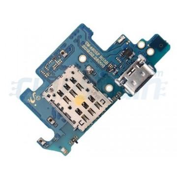 Connector Flex Carregamento e Microfone Samsung Galaxy A80 A805
