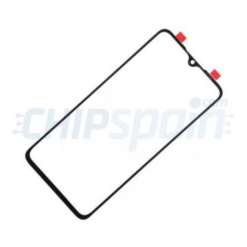 Cristal Exterior Xiaomi Mi A3 / Xiaomi Mi CC9e Negro